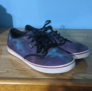 Vans Atwood Low galaxy print
